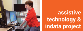 assistive technology and indata project image and link