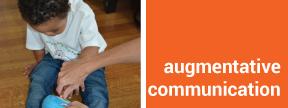 augmentative communication image and link